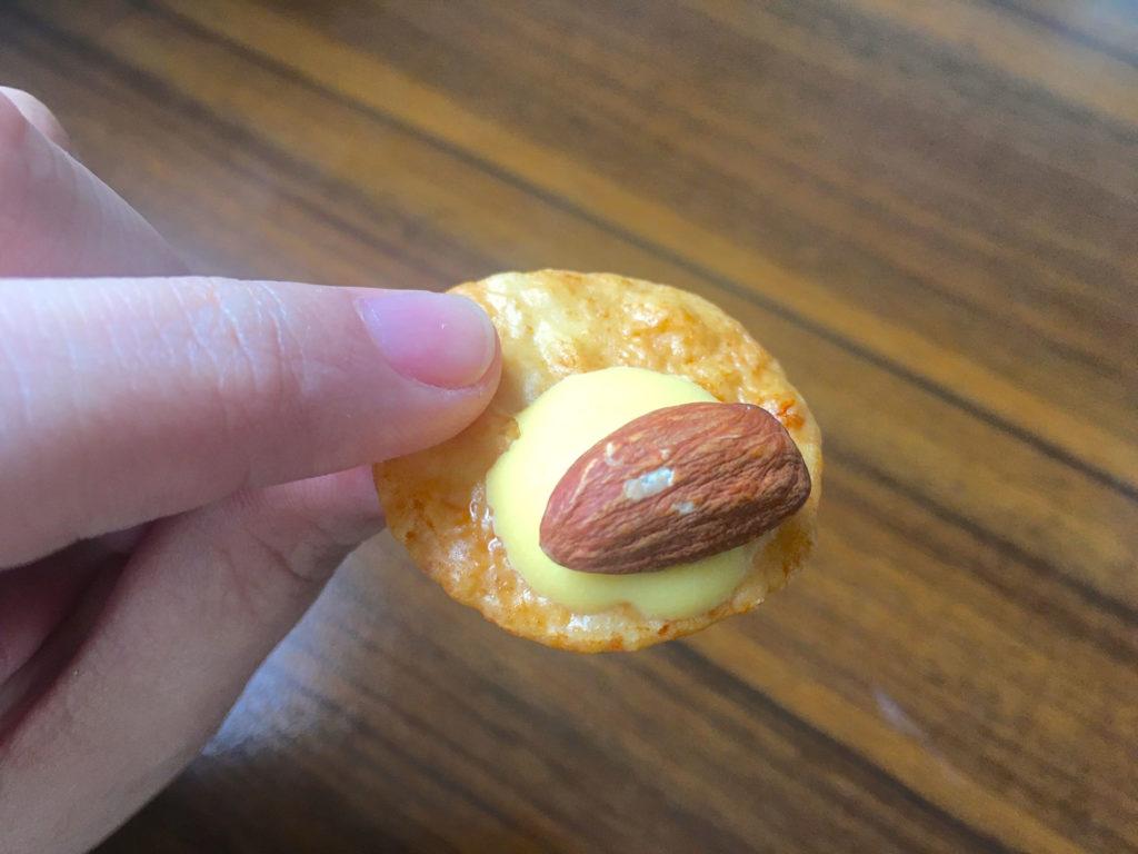 Sanko Seika Cheese Almond